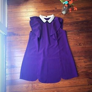 Reposh!! purple plus size occasion dress 22